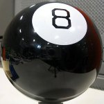 shake the Magic 8 Ball!