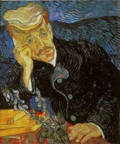 Dr Gachet, by Van Gogh