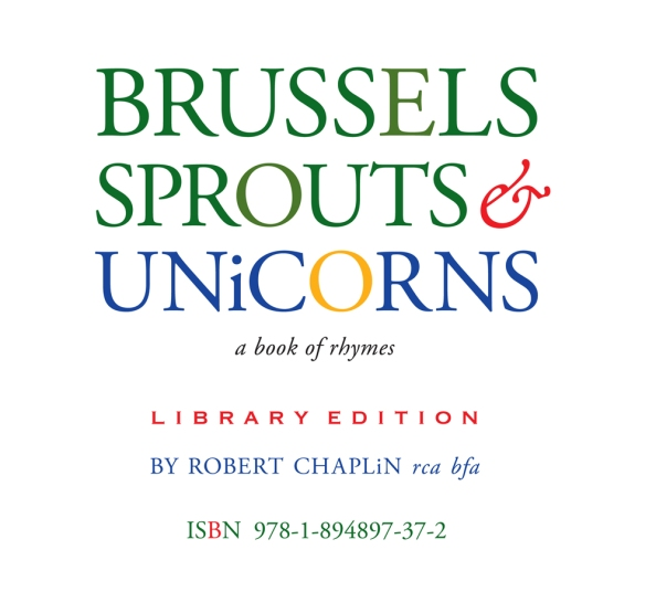 Brussels Sprouts and Unicorns book cover
