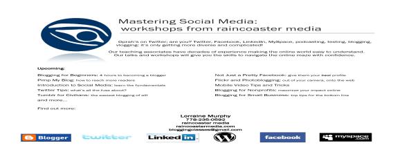 Mastering Social Media
