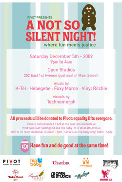 a not so silent night