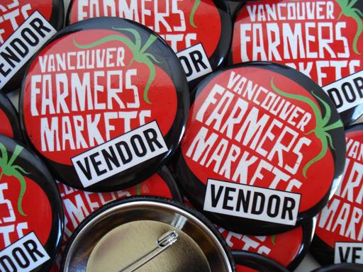 Vancouver Farmer's Markets