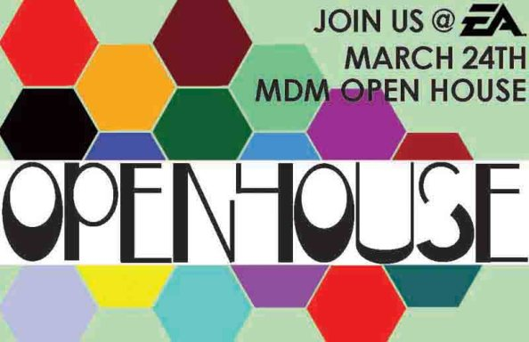 Masters of Digital Media open house