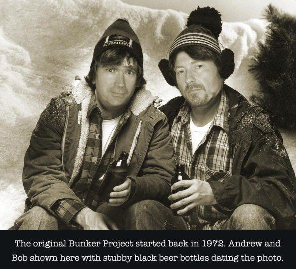 Andrew and Bob McKenzie