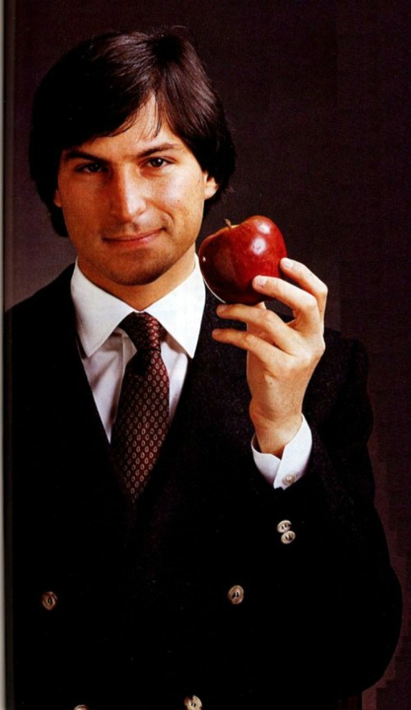 Steve Jobs sez take a bite of this
