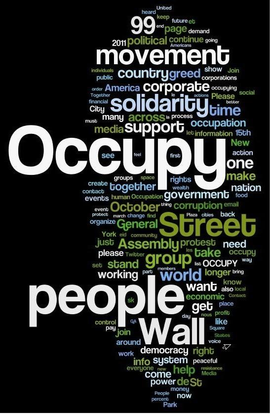 Occupy Wall Street Occupy Social Media