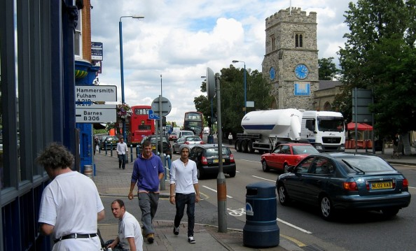Putney High St London
