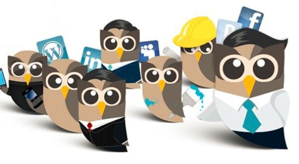 Hootsuite owls