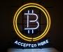 Bitcoin neon