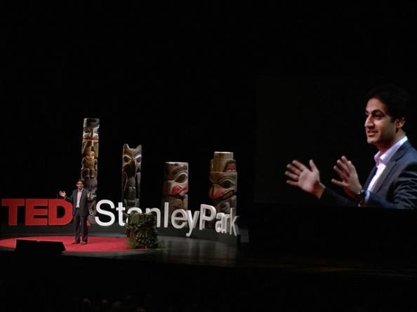TEDx Stanley Park by Cathy Browne